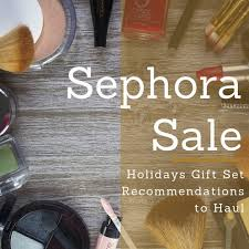 as we approach the sephora 20 holiday bonus event which starts tomorrow october 25th at sephora and sephora i thought i d offer up some suggestions