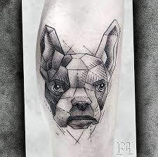 24 Psů Blázniví Lidé S Nejkrásnějšími Pup Inspirovanými Tetováním