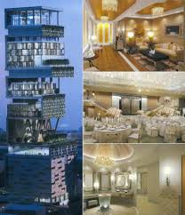 Mukesh Ambani House Interior Designer - Antilla house interior
