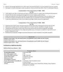 scrum resume example page 2 scrum master resume
