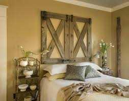 diy rustic bedroom ideas decor better homes on country decor ideas