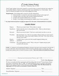 Science Projects Reports Sample Letter Template 4th Grade Book Report Fresh Unique 20 Bestest