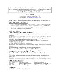 Functional Resumes Student Resume Template Resume And Cover Letter