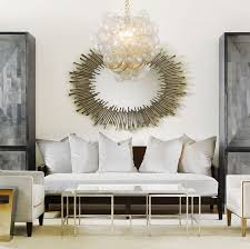 muriel chandelier from oly lighting