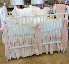 interior shabby chic white crib bedding sets collections gallery including elegant original 5 shabby