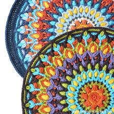 Spanish Fabric Designs Spanish Mandala Create Your Own Sun Lillabjörns Crochet