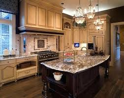 Granite Countertops And Backsplash Pictures Extraordinary Countertops And Backsplash Pairings Granite Countertops Backsplash