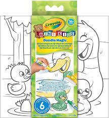 Crayola Doodle Magic 81 1994 E 000 Doodle Magic Album