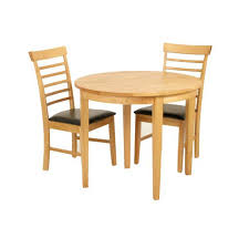 hanover half moon dining table round