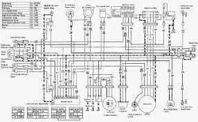 motorcycle wiring diagrams evan fell motorcycle worksevan fell suzuki ts125 wiring diagram