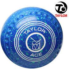 Taylor Vector Bowls Bias Chart Taylor Ace Coloured Bowls