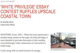 ap spotlights town s white privilege essay com com image