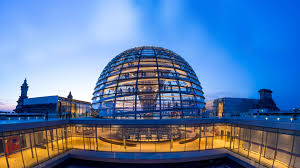 Picture of the day for July 07 2016 at by Bing; Reichstag Dome in Berlin  Germany ( Holger Mette/Shutterstock)