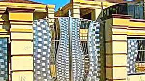 Stainless Steel Gates Designs 2013 STREET CORNER TV - YouTube