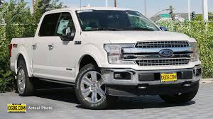 New 2018 Ford F-150 Lariat 4D SuperCrew in San Jose #CFD11812 ...