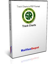 Milwaukee Road Track Charts Pdf On Cd Milwaukee Road Track Chart Rocky Mountain Division
