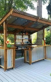 diy pallet patio bar. Diy Pallet Patio Bar DIY Tiki Brint Co T