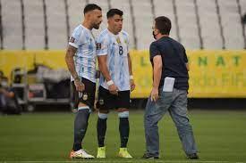 عاجل.. إنسحاب منتخب الأرجنتين أمام البرازيل في قمة تصفيات المونديال
