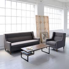 carmichael loft sofa  loft series  gus modern