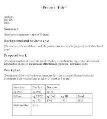 New Project Proposal Template Project Plan Template Doc Inside Proposal Sample Document