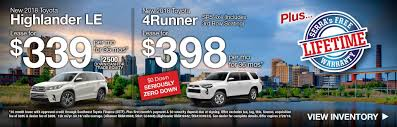 New Toyota 4Runner Lease Birmingham AL