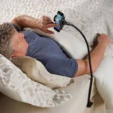 $19 for a Lazy <b>360 Rotating Mobile Phone</b> Holder | DrGrab ...