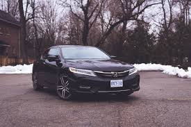 Review: 2016 Honda Accord Coupe Touring V6 | Canadian Auto Review