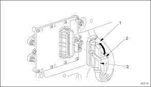 Ddec electronic control unit mbe 4000 workshop manuals