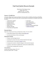 Comfortable Food Runner Job Description Resume Ideas Entry Level
