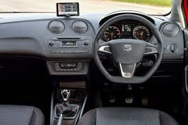 seat ibiza fr edition act interior