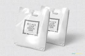 Plastic Bag Design Free Plastic Bag Mockup Zippypixels