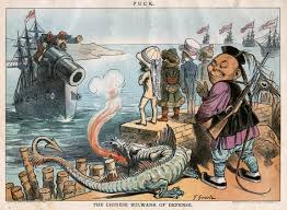 open door policy john hay. Uncle Sam Fleet Review Cartoon - Google Search Open Door Policy John Hay