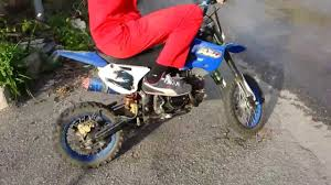 pit bike orion 125 cc youtube