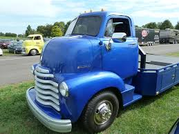 Late 1940's ? Chevrolet Cab Over Engine (COE) Truck | Flickr