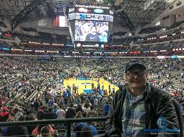 Dallas Mavs Stadium Seating Chart Accessible Gameday Dallas Mavericks Wheelchairtravel Org