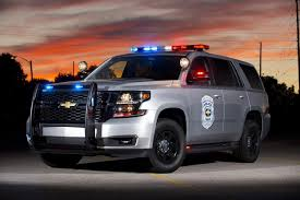 2015 Chevrolet Tahoe PPV | Chevy's ultimate police truck | Digital ...