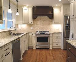 rustic white country kitchen. Rustic Kitchen Ideas On · Popular Of Country A Budget With Square White E
