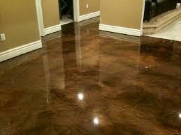 basement floor paintBasement Floors  Titan Concrete  Omaha NE