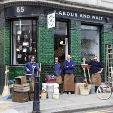 Image result for Shoreditch, Labour and Wait, 85 Redchurch Street,