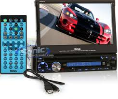 boss bv9970 in dash dvd cd mp3 receiver w 7 touchscreen monitor product boss bv9970