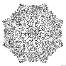 Kleurplaten Mandala Fris Uitzonderlijk Mandala Kleuren Voor