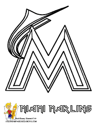 Download Coloring Pages. Mlb Coloring Pages: Mlb Coloring Pages ...