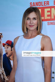 Actress Brenda Storm attends the premiere of the motion picture ...