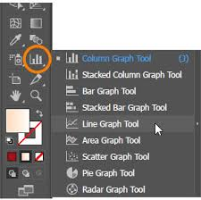 How To Create A Line Graph In Adobe Illustrator Webucator