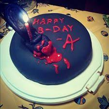 Julia Urbaniak's birthdAy cAke is no joke! #PLL | Cake jokes, Birthday  cakes for teens, Cute cakes