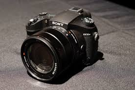 sony rx10 iv. video can be shot in 24/30p 4k (100 mbps) with full pixel readout and no binning. hd mode, one record up to 120p. super slow motion mode allows sony rx10 iv r