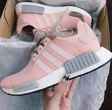 adidas shoes nmd womens. adidas women running sport casual shoes nmd sneakers grey adidas nmd womens