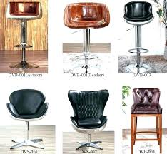real leather bar stools backless leather bar stools genuine leather bar stools real leather bar stools