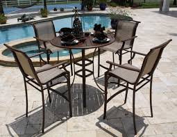 high top pub table set extraordinary outdoor tables brilliant bistro sets and for 14 home interior