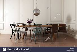 Bentwood Dining Table Bentwood Table Stock Photos Bentwood Table Stock Images Alamy